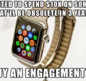 Feelings On Apple Watch