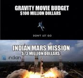 I Didn't See That Indian Movie