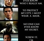 The Big Difference Between Iron Man And The Rest