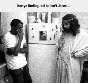 It Ain't Yeezy Being Kanye
