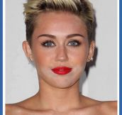 Miley Cyrus As Reverse Joker