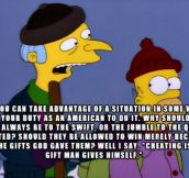 One Of The Best Quotes From Mr. Burns