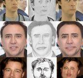 If Celebrities Looked Like Their Fan Art