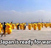 Japan Is Ready