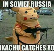 Russian Pokemon