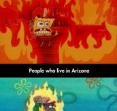 Living In Arizona