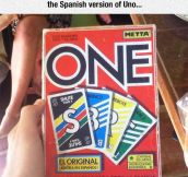 The Original UNO