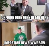WWE Adverts Are Hilarious