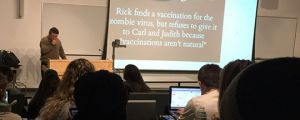 Immunology Class Humor