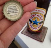Realist Bottle Cap