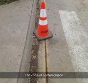 Contemplation Cone