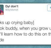 It's OK Baby
