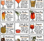 Choose Your Drink Wisely