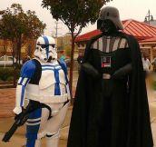 Star Wars: Storming The Fridge