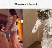 Mr. Purrfect Wore It Best