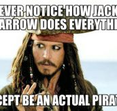 The Jack Sparrow Way