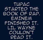 Book Of Rap