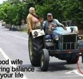 That's What A Good Wife Does