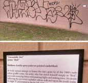 Street Art Piece
