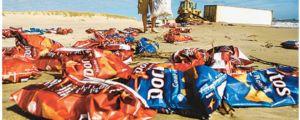 10 Strange Things Washed Ashore…