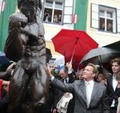 Proud Arnold