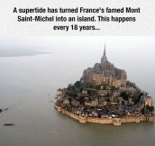 France's Mont Saint-Michel