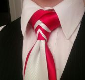 The Double Eldredge Knot Perfectly Executed