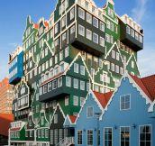 Inntel Hotel In Amsterdam