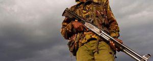 Fighting Heavily Armed Poachers Is Not An Easy Task