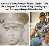 America's Oldest Veteran