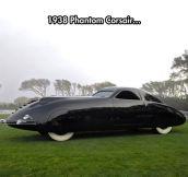 Looks Like A Classy Batmobile