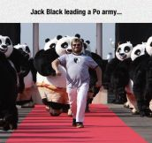 Leading An Army