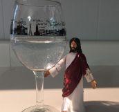 Jesus, Do Your Job