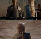 Daenerys, Please Stop