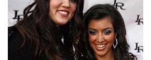 Kim Kardashian's Old Look