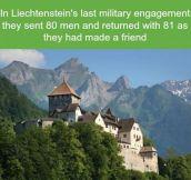 Last Military Engagement