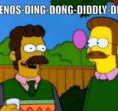 Oh Look, That's Jose Flanders