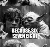 Yoda's Humor