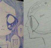 Manga's Anatomy