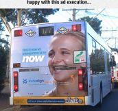 Bad Ad Execution