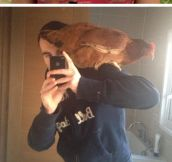 Shoulder Chickens