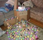 The Lord Of The Peeps