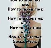 How To Break The Laws Of Time