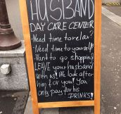 Husband Day Care Center