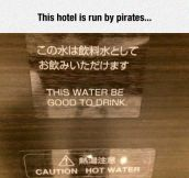 Run By Pirates