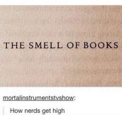 Book Smell