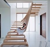 Marvelous Staircase Design