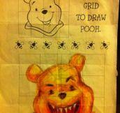 Draw Pooh
