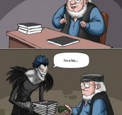 Where George R. R. Martin Buys His Notebooks
