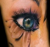19 Amazing Realistic 3D Tattoos…